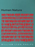 Human Nature - An Essay