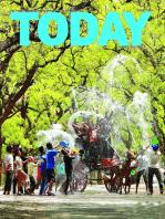 TODAY Tourism & Business Magazine, Volume 23, April, 2016