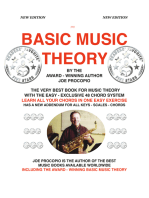 Basic Music Theory By Joe Procopio