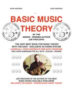 Basic Music Theory By Joe Procopio
