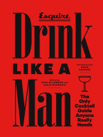 Drink Like a Man
