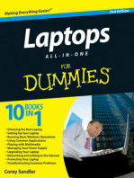 Laptops All-in-One For Dummies