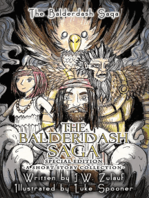 The Balderdash Saga - Special Edition: The Balderdash Saga Shorts, #4