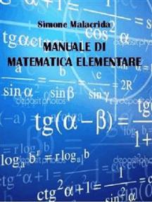 Manuale di matematica elementare