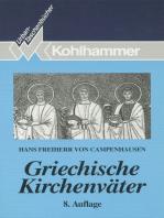 Griechische Kirchenväter
