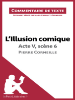 L'Illusion comique de Corneille - Acte V, scène 6