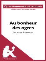Au bonheur des ogres de Daniel Pennac