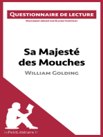 Sa Majesté des Mouches de William Golding