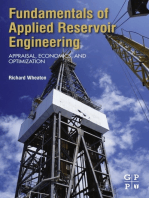 Fundamentals of Applied Reservoir Engineering