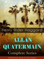 ALLAN QUATERMAIN – Complete Series
