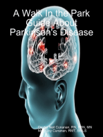A Walk In the Park Guide About Parkinson's Disease