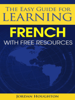 The Easy Guide for Learning French with Free Resources