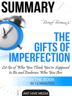 Brené Brown's The Gifts of Imperfection
