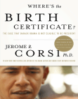 Where's the Birth Certificate: The Case that Barack Obama Is Not Eligible to Be President Free download PDF and Read online