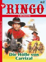 Ringo 3 Romane Nr. 2 – Western