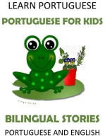 Learn Portuguese: Portuguese for Kids - Bilingual Stories in English and Portuguese