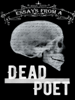 Essays From A Dead Poet
