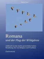 Romana und der Flug der Wildgänse