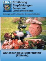 Ernährung bei Zöliakie (Glutenunverträglichkeit)