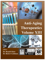 Anti-Aging Therapeutics Volume XIII