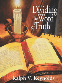 Dividing the Word of Truth