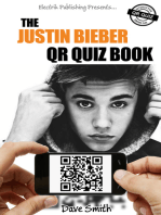 The Justin Bieber QR Quiz Book