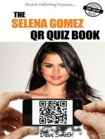The Selena Gomez QR Quiz Book