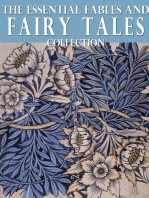 The Essential Fables and Fairy Tales Anthology