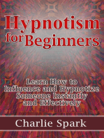 Hypnotism for Beginners