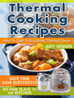 Thermal Cooking Recipes