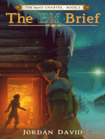 The Elf Brief - Book One of The Magi Charter