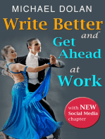 Write Better and Get Ahead At Work