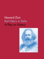Karl Marx In Soho