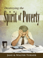 Destroying the Spirit of Poverty