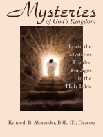 MYSTERIES OF GOD'S KINGDOM