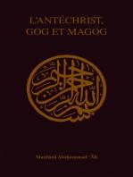 L'Antéchrist, Gog et Magog