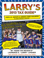 Larry's 2013 Tax Guide for U.S. Expats & Green Card Holders in User-Friendly English
