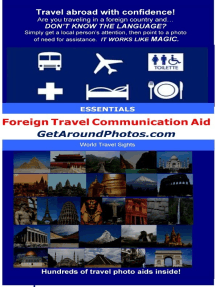 Get Around Photos: Foreign Travel Communication Aid