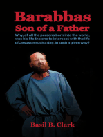 Barabbas Son of a Father