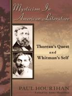Mysticism in American Literature
