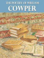 The Poetry of William Cowper
