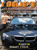 I Believe - 33 Happy Dreams Affirmations