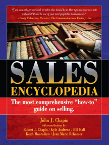 Sales Encyclopedia: The most comprehensive