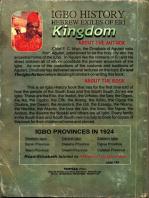 Igbo History Hebrew Exiles of Eri