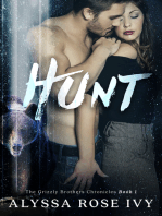Hunt (The Grizzly Brothers Chronicles #1)