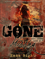 Gone Missing, (Dead Dreams, Book 2) A Young Adult Psychological Thriller Mystery