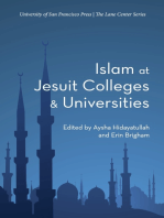 Islam at Jesuit Colleges and Universities