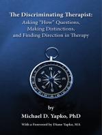 The Discriminating Therapist
