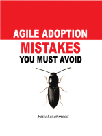 Agile Adoption Mistakes You Must Avoid
