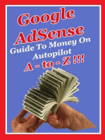 Google Adsense a to Z
